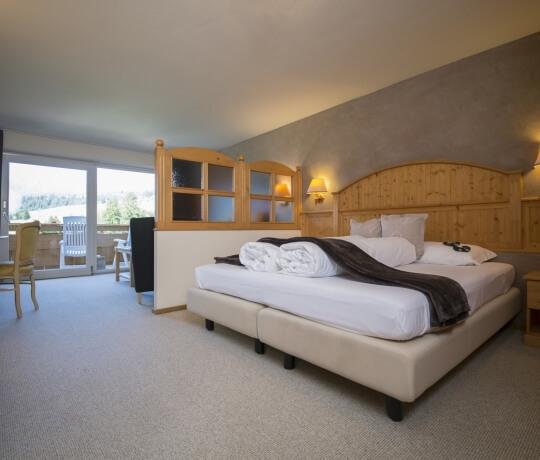 Panoramica della Dolomiti Junior Suite