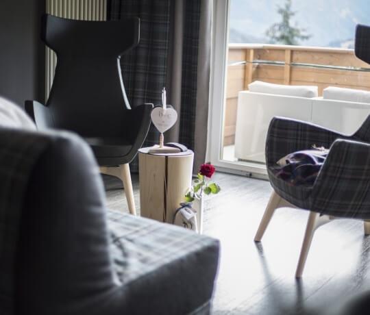 Poltrone e divanetto