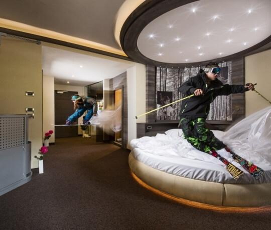 Hotel Olympic in Val di Fassa