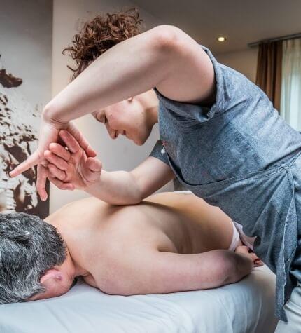 Massaggi nella SPA Te Jaga