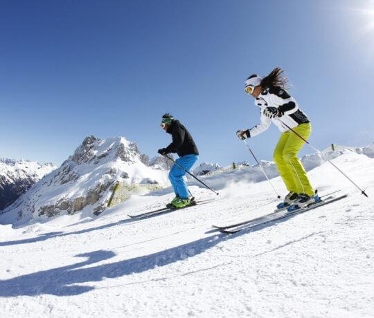 Vacanze sulla neve in Val di Fassa
