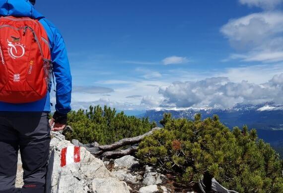 Escursioni in Trentino con l'Hotel Olympic