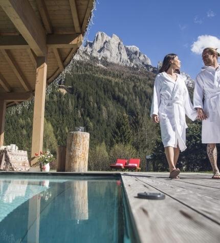 Weekend romantico in Val di Fassa