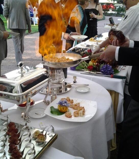 Cucina flambè