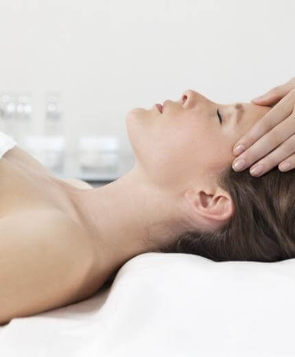 Massaggio per favorire la circolazione