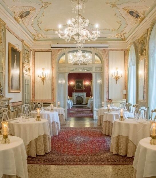 Ristorante della Sala Des Dames