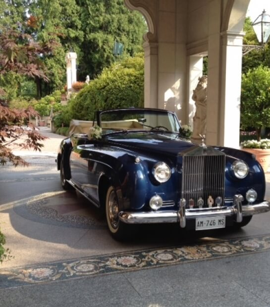 Rolls Royce d'epoca