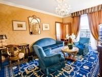 Salotto della Royal Suite