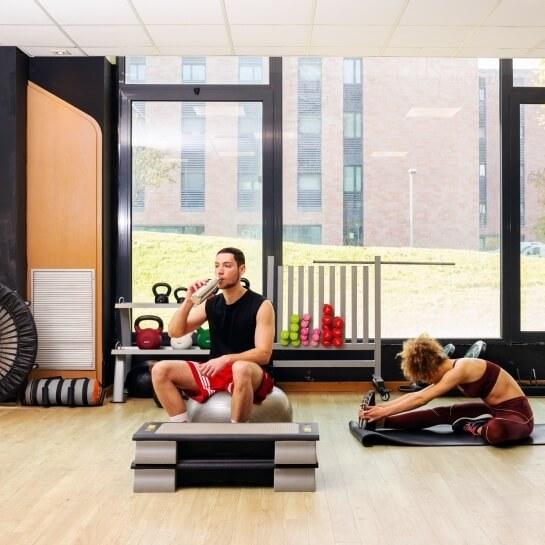 CX Rome - The Gym