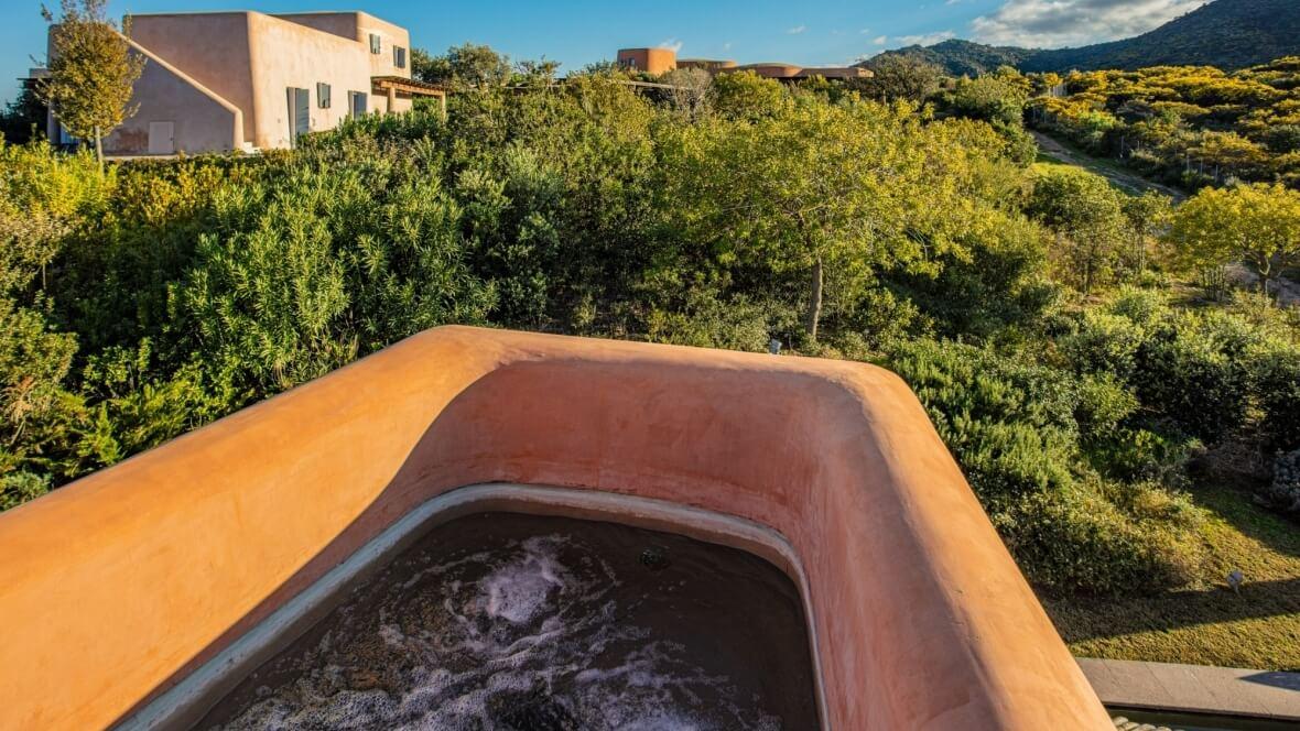 Villa Arenada - La piscina