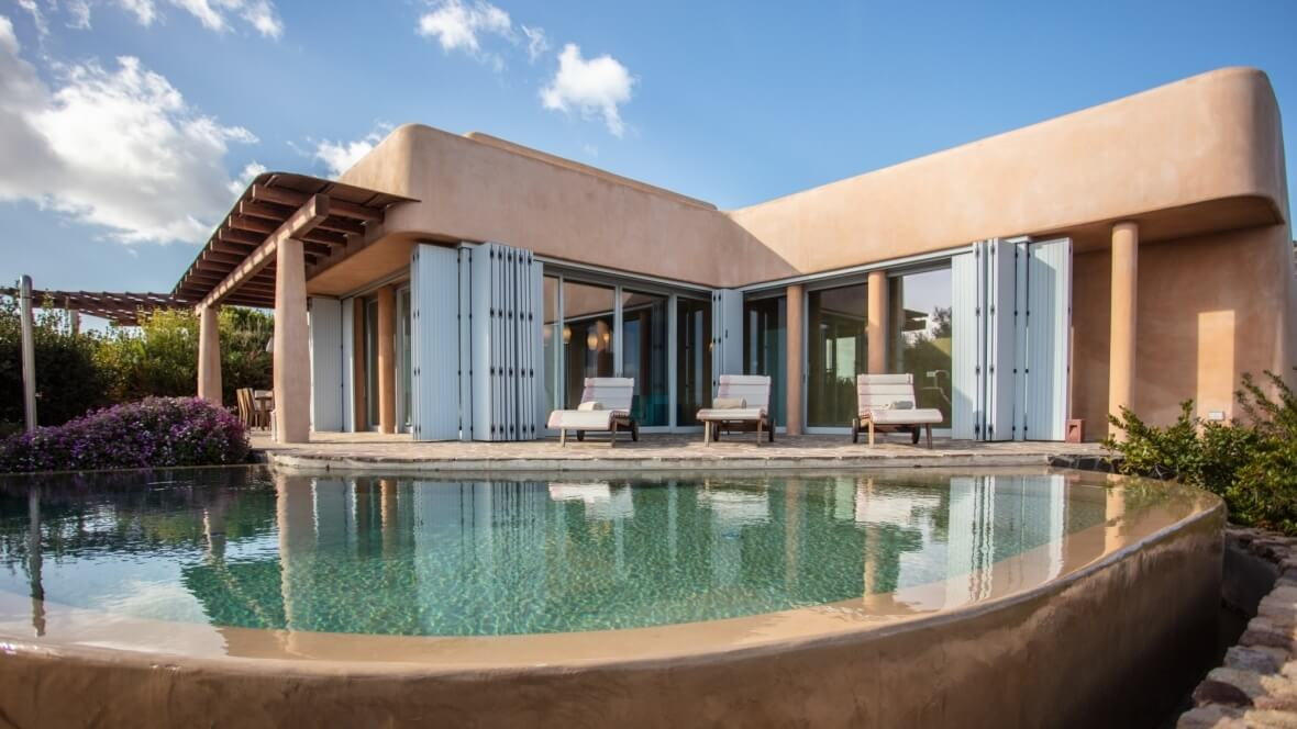 Villa Luxi Is Molas Resort
