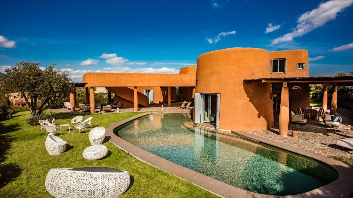 Villa Palas Is Molas South Sardinia Luxury Rentals