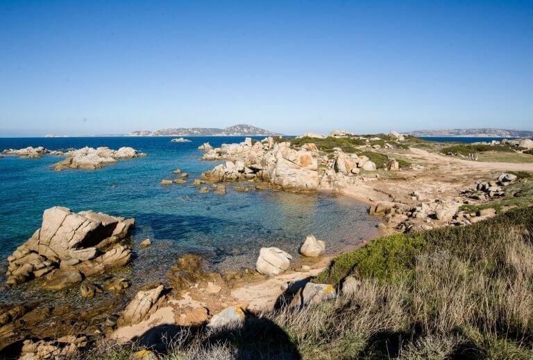 Spiagge e Rocce granitiche