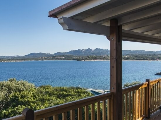 Sea View from the Veranda of the Seaside Suite Bungalow