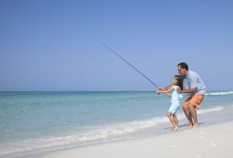 Pesca Isola dei Gabbiani