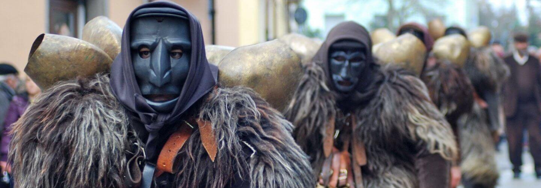 Maschere tradizionali della Sardegna