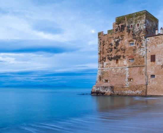 Fortezza costiera di Torre Mozza