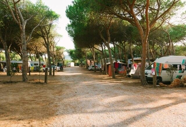 Camper and Roulottes | Torre del Porticciolo