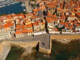 Bastionen von Alghero