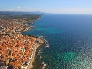 Alghero und seine Küste
