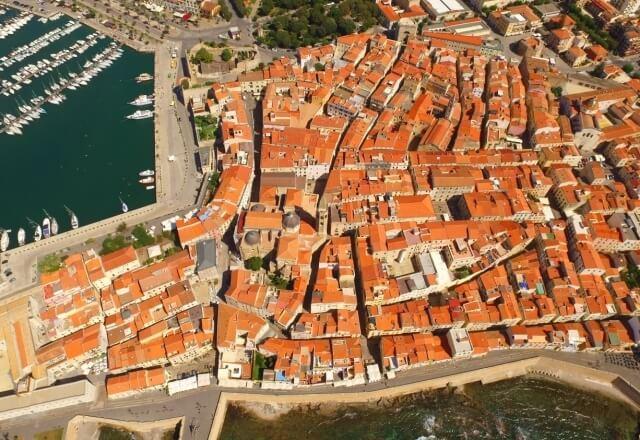 Case del centro storico di Alghero