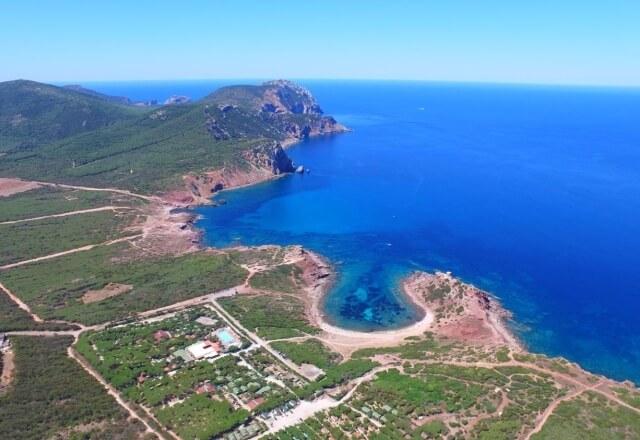 Zee van Porticciolo