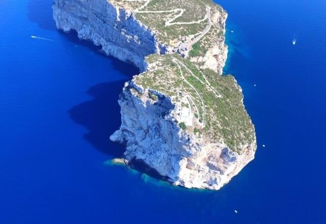 Klippe von Capo Caccia