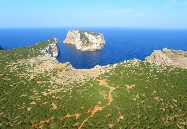Insel Foradada