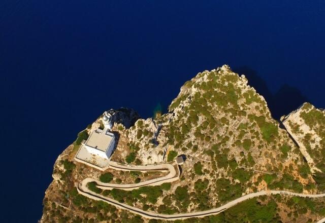 Leuchtturm von Capo Caccia