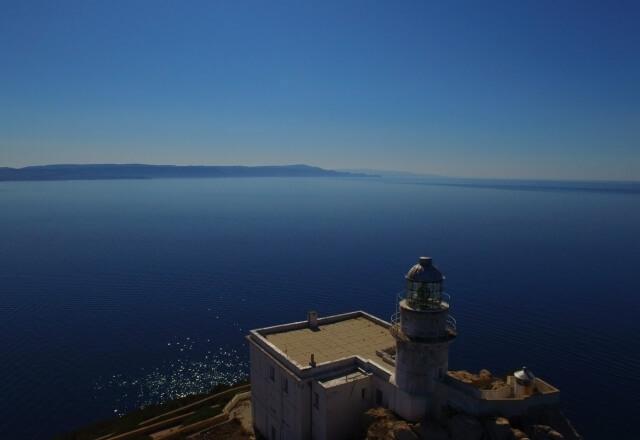 Meer des Golfs von Capo Caccia
