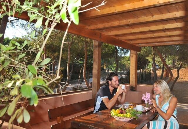 Entspannung und Komfort im Torre del Porticciolo Campingplatz
