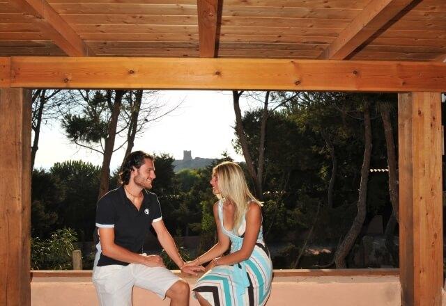 Vacances en Sardaigne Camping Torre del Porticciolo