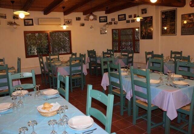 Sala ristorante de I Velieri