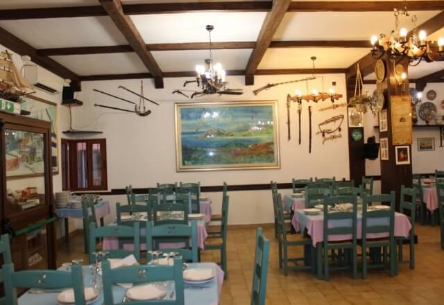 Decorazioni del ristorante