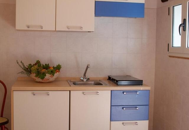 Kitchenette du Chalet