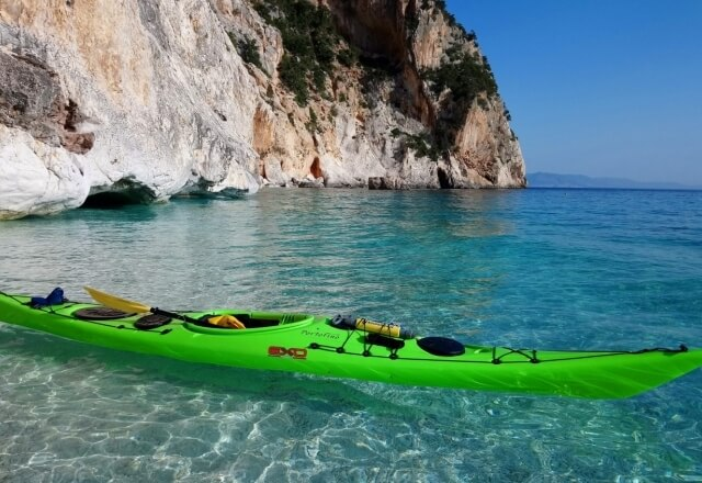 Kayak Alghero