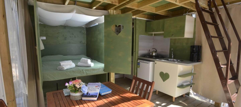 Lodge Tent Airsuite