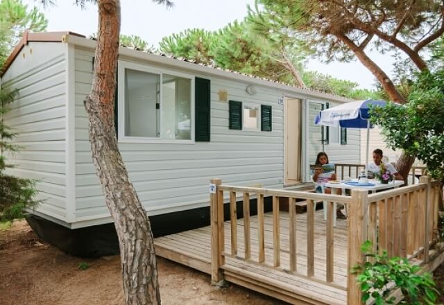 Patio Mobile Home Torre Comfort