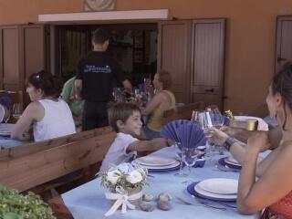 Restaurant Torre del Porticciolo