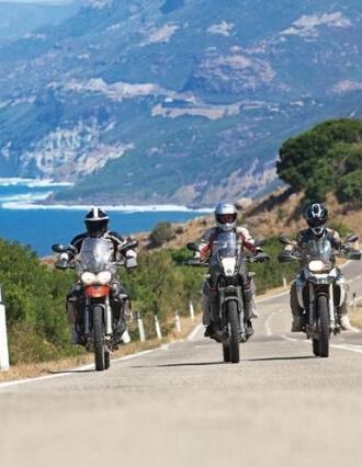 Tour Moto Sardegna