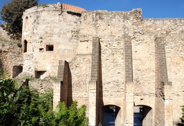Antiche mura di Alghero