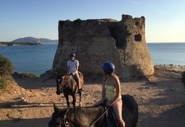 Ride in Porto Conte