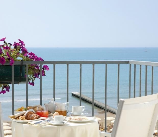 Balcone Frontemare Hotel Victoria